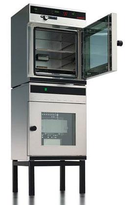 Вакуумный сушильный шкаф Memmert VO 400 с насосным модулем