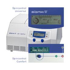 Лабораторная центрифуга SIGMA 2-16PK