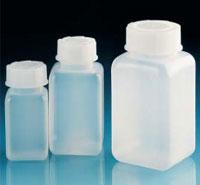Широкогорлые квадратные бутылки (PE-LD)